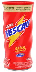 Achocolatado Em Em Pó Nescau 2.0 Actigen-E Nestle 400g