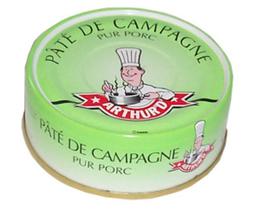 Patê Francês Campagne Santar 77 g