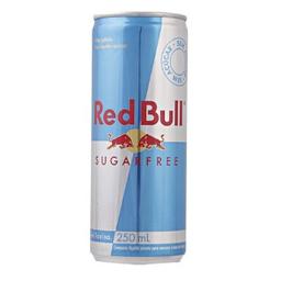 Bebida Energetica Sem Açúcar Red Bull 250ml