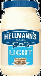 Maionese Light Hellmanns 250ml