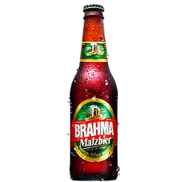 Cerveja Malzbier Brahma Long Neck 355 mL