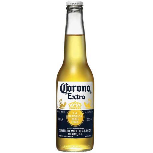 Cerveja Mexicana Corona Long Neck 355 mL