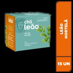Chá Leão Hortelã - 15 Sachês