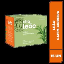 Chá Leão Capim-Cidreira - 15 Sachês