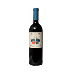 Vinho Italiano Biondi Santi Sassoalloro Igt 750ml