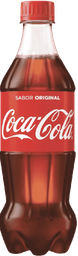 Refrigerante Coca Cola Pet 600ml