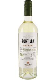 Vinho Argentino Salentein Portillo Sauv B 750ml