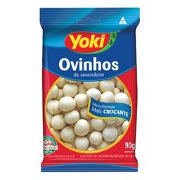 Ovinhos De Amendoim Yoki 90g