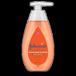 Sabonete Líquido Glicerinado Johnson 200ml