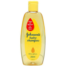 Shampoo Regular Johnson Baby 200M