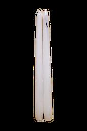 Vela Decorativa Castical Lisa V Kosher Com 2Un 64G