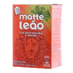 Chá Matte Leao Natural Granel Leao 250g