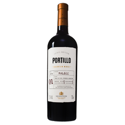 Vinho Argentino Salentein Portillo Malbec 750ml