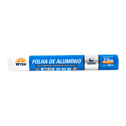 Papel Aluminio Wyda 030Cm X 75M