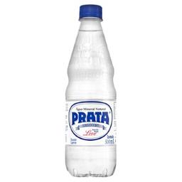 Água Mineral Sem Gás Prata 510ml