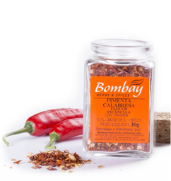 Pimenta Calabresa Bombay 40G