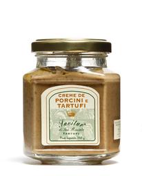 Creme Funghi Porcini/Tartufo Bco 160G