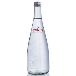 Água Mineral Evian Glass 750ml
