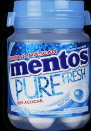 Goma Mascar Pure Fresh Mint Mentos 56G