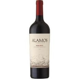 Vinho Argentino Catena Zapata Alamos Malbec 375Ml