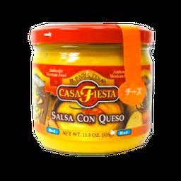 Molho Cheese Salsa Casa Fiesta 326G