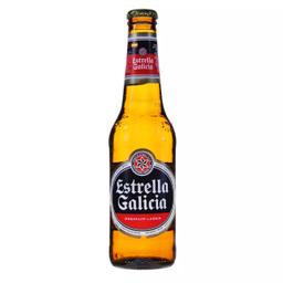 Cerveja Espanhola Estrella Galicia Ln 330ml