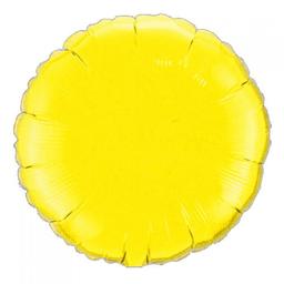Prato Papel Amarelo Parangole 15Cm Com 8Und