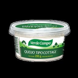 Queijo Cottage Verde Campo Pote 200G