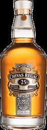 Whisky Esc Chivas Regal 25 Yo 750Ml