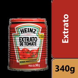 Extrato de Tomate Heinz Lata 340g
