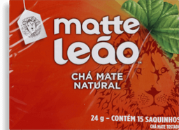 Chá Mate Leão 24g