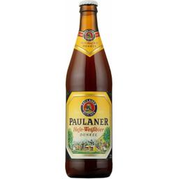 Cerveja Hefe Weissbier Dunkel Paulaner 500ml