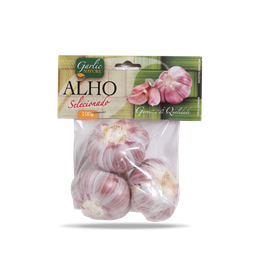 Alho In Natura Garlic Nature 100G