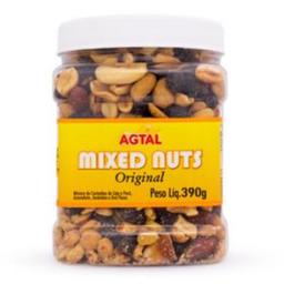 Mixed Nuts Agtal 390g