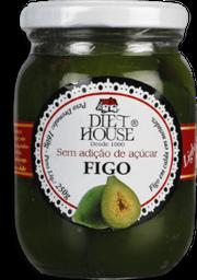 Compota Em Calda De Figo Diet House 250g