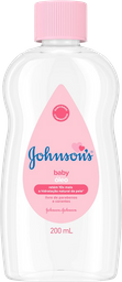 Óleo Johnson's Baby Puro 200mL