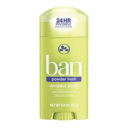 Desodorante Solido Powder Fresh Ban 73G