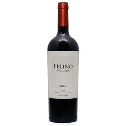 Vinho Argentino Cobos Felino Malbec 750Ml