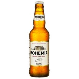 Cerveja Long Neck Bohemia Gfa 355Ml