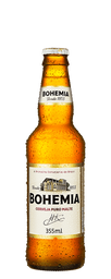 Cerveja Bohemia 355 ml Long Neck