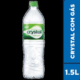 Água Mineral Com Gás Crystal 1.5 L