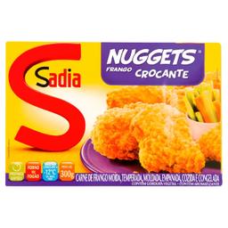 Nuggets Frango Crocante Sadia 300g
