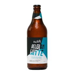 Cerveja Wäls Belgian Witte 600 mL
