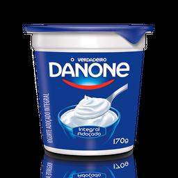 Iogurte Natural Danone Integral 170G