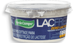 Queijo Cottage Lacfree Verde Campo 200g