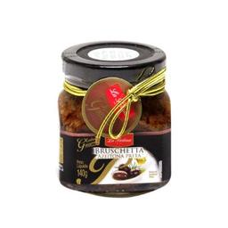 Bruschetta C/Azeitona Preta Gourmet La Pastina 140