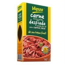 Carne Seca Bov Vapza 400g