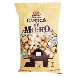 Canjica Orgânico Milho Com Açúcar Okoshi 50g