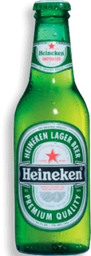Cerveja Heineken 250ml L Neck