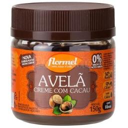 Creme De Avelã Com Cacau Zero Flormel 150g G